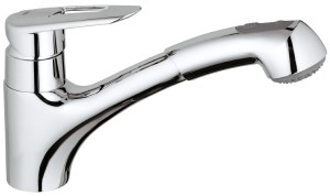 GROHE Mitigeur évier Touch 32451000