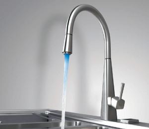Comment fonctionne un mitigeur de cuisine - Comment fonctionne un robinet thermostatique ...